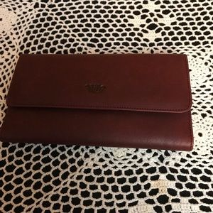 Bosca wallet New Without Tags